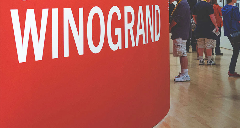 Garry Winogrand 8mm Films Showcased at SFMOMA