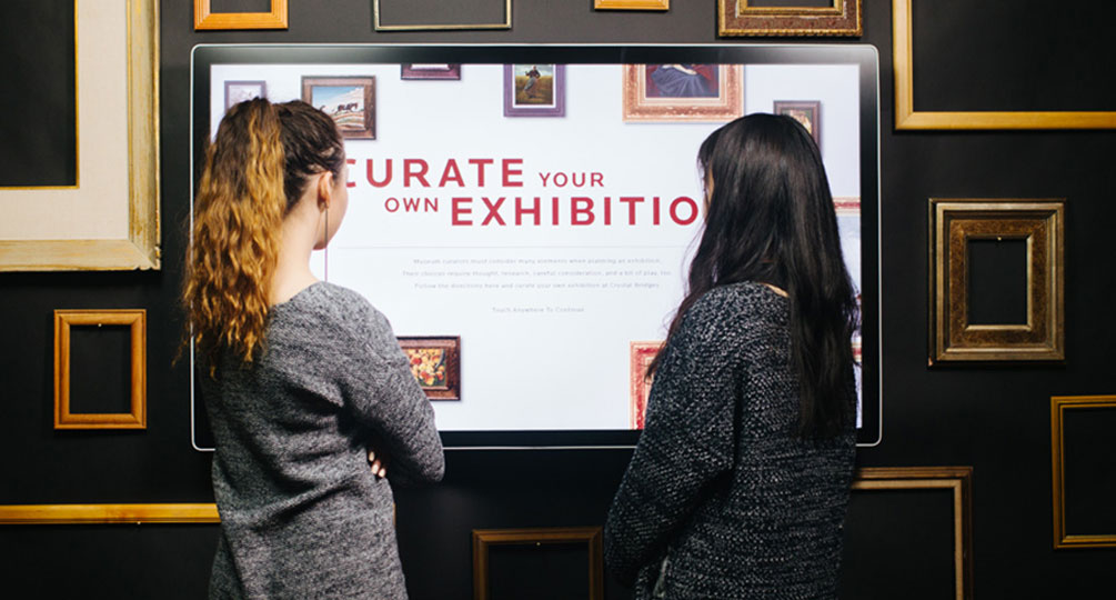 Curate Your Own Exhibit