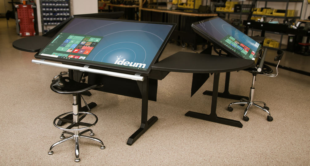 Command center of the future for 1005 can t create table