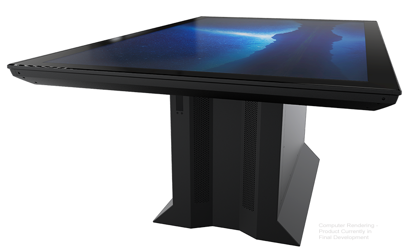 Colossus Mulouch Table With 86 Inch 4k Uhd Touch Screen