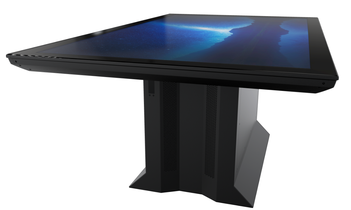 Ideum Multitouch Tables Touch Screens And Exhibit Displays