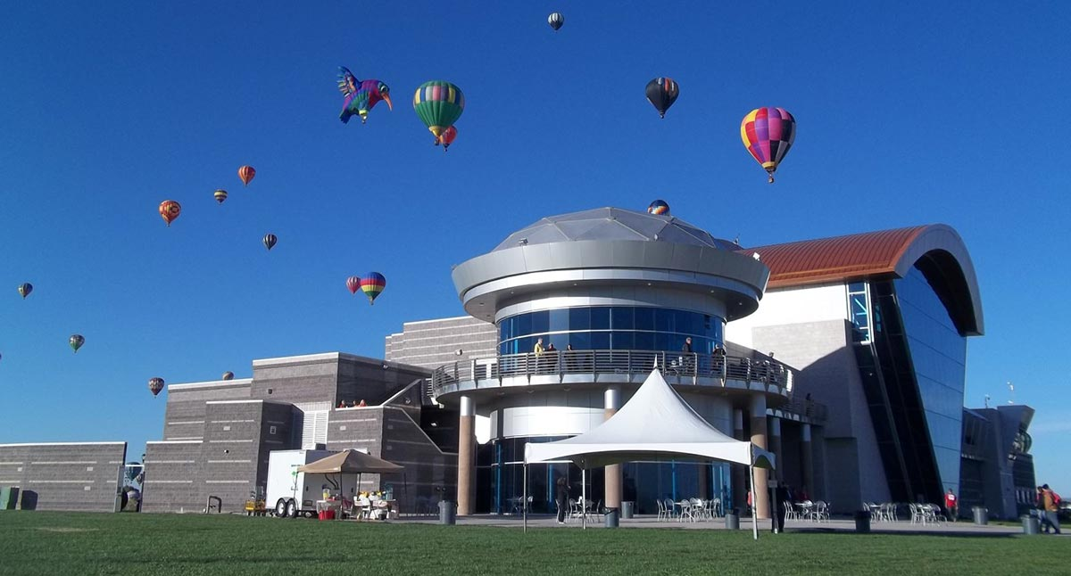 Ideum Celebrates Balloon Fiesta with New Hall of Fame Exhibit