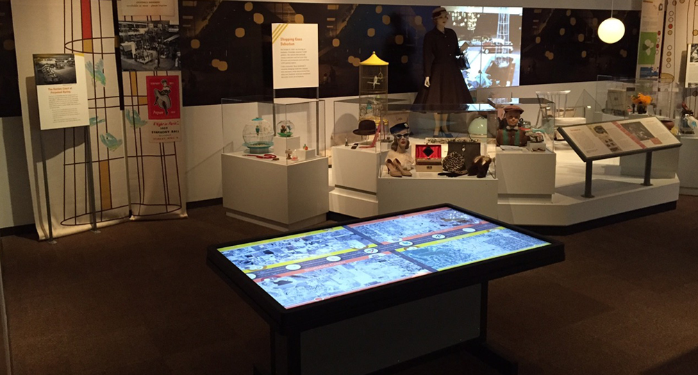Suburbia Exhibit at Minnesota Historical Society