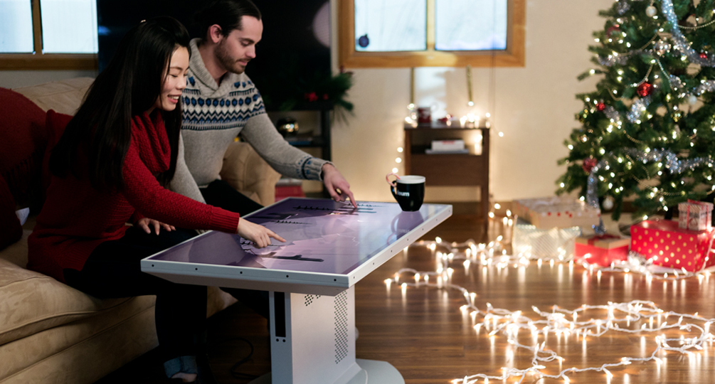 Multitouch Coffee Table Giveaway 2016