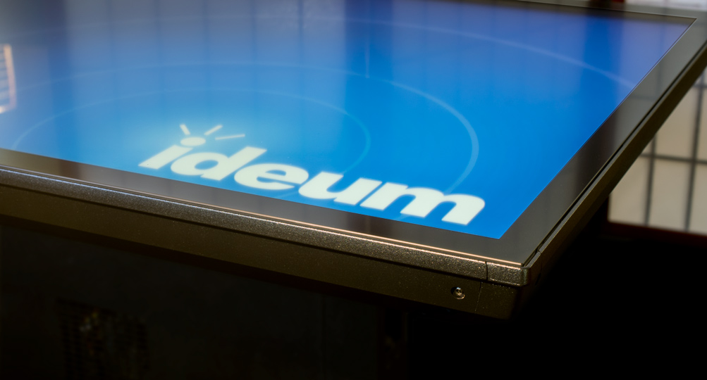 Building the Best, Toughest Touch Displays and Multitouch Tables in the USA
