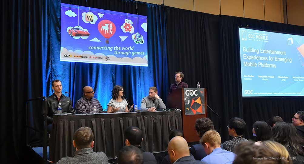 Exhibit Design Insights from 2018 Game Developers Conference