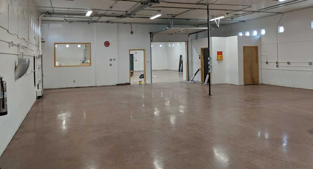 Renovations Complete for New Ideum Exhibit Fabrication Studio