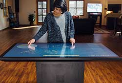 Ideum Multitouch Tables & Displays